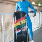 Winter Olympian Akwasi Frimpong to lose coach due to financial constrains