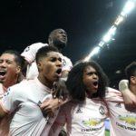 VIDEO|Ghanaian fan accidentally breaks TV celebrating Man Utd stunning UCL comeback against PSG
