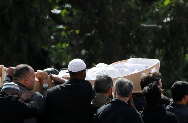 Relatives of Christchurch mosque attacks begin to bury their dead