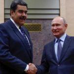 Fog of infowar: Russia denies sending reinforcement to Nicolas Maduro