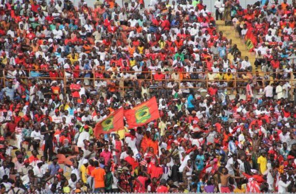 NSA condemn 'unacceptable behavior' of fans during Kotoko-Al Hilal clash in Kumasi