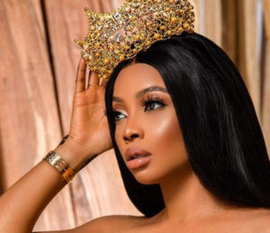 """VIDEO: """"Are you your type's TYPE?"""" Toke Makinwa asks in new vlog"""