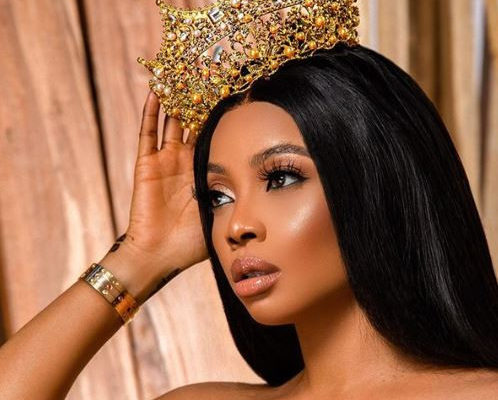 "VIDEO: ""Are you your type's TYPE?"" Toke Makinwa asks in new vlog"