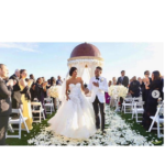 PHOTOS: Chance The Rapper marries longtime girlfriend in 'romantic' Newport Beach ceremony