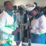 PHOTOS: Pastor's 16-year-old son gets married to his 15-year-old girlfriend