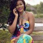 PHOTO: Chris Attoh's ex wife, Damilola Adegbite flashes her boobs in sexy new photo