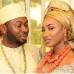 "Tonto Dikeh's ex hubby responds to ""40 seconds"" allegation; says ""I'm a tireless machine"""