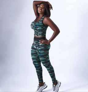 PHOTOS: Mercy Johnson displays enviable hourglass figure in workout oufits