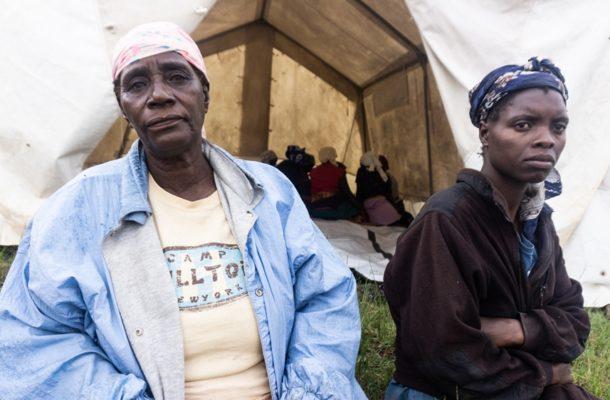 Humanitarian aid slowly penetrates Zimbabwe's inaccessible areas