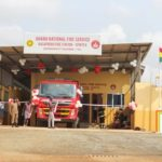 Kasapreko donates Fire Station worth GH¢400,000 to GNFS