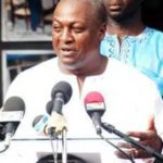 Let's fight NPP together - Mahama tells NDC