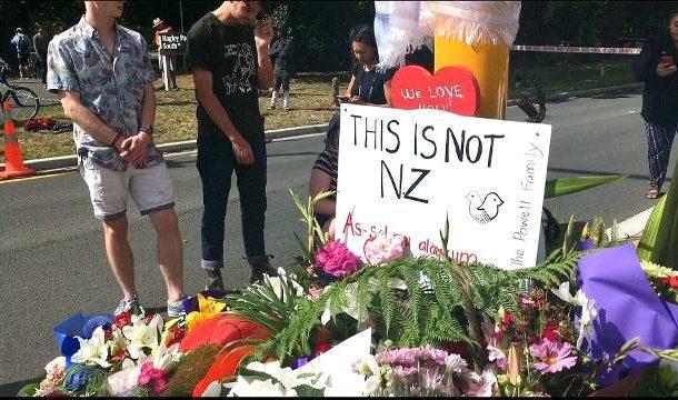 Massacres at New Zealand mosques triggers gun debate