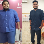 Weight loss: From a massive 130 kilos to 75 kilos, this guy is an INSPIRATION!