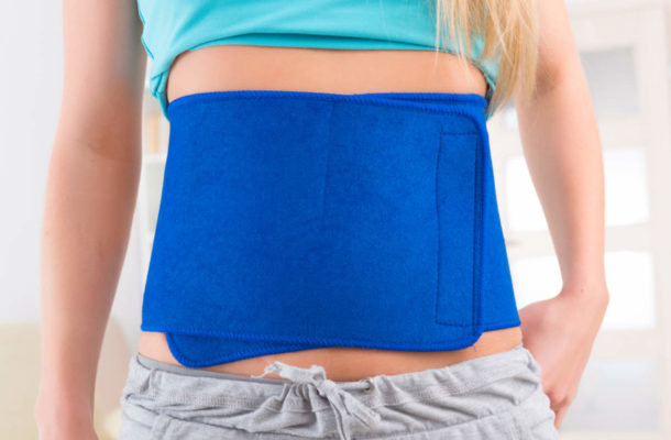 The truth about slimming belts for weight loss
