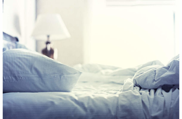 Should you wash your sheets after sex?