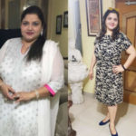 Weight loss: The woman was able to control her diabetes! Know her diet plan
