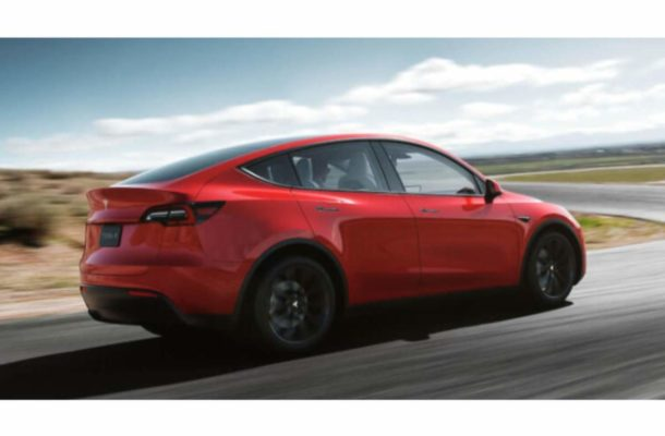 Tesla unveils Model Y electric SUV