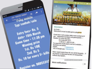 Bet bait: PUBG tops video game wagers in India; transactions made using Paytm, Google Pay