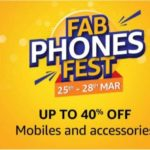 Fab Phones Fest on Amazon: Offers on Vivo V15 Pro, OnePlus 6T, Realme U1 and more