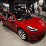 Tesla's Model 3 car hacked