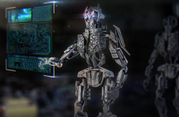 AI-powered robot to address Dubai forum session
