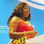 I have not resigned — Catharine Afeku