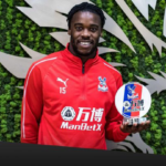 Jeffery Schlupp named Crystal Palace Player of the Month for February