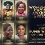 Sarkodie, Nana Aba Anamoah, Moesha, Others earn Women's Choice Awards Africa Nomination