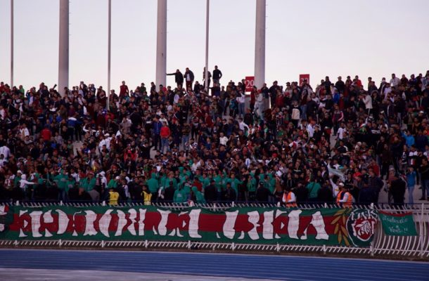 Amid mass protests, politics loom over the derby of Algiers