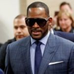 R Kelly back in jail in child support case