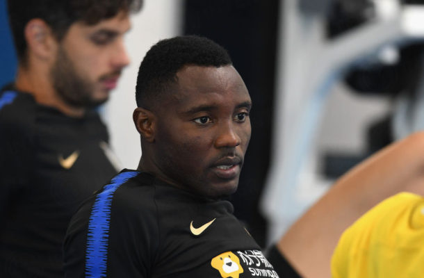 Europa League: Asamoah to miss Frankfurt second leg through suspension