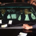Pakistan Ex-Jailed PM given temporary relief