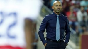 Paco Jemez is the new coach of Rayo Vallecano