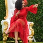 GhOne TV's Serwaa Amihere surprised with a new car on her birthday