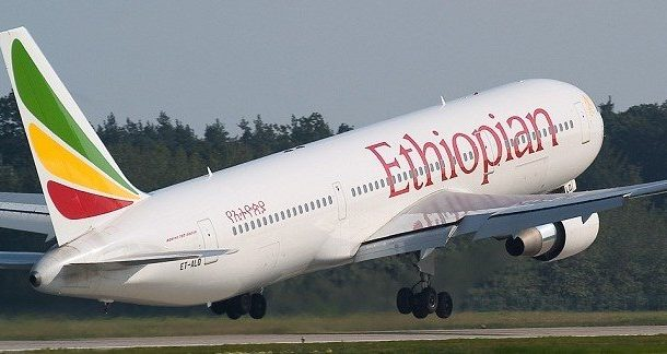 Ethiopian Airlines commends Ghanaians for support