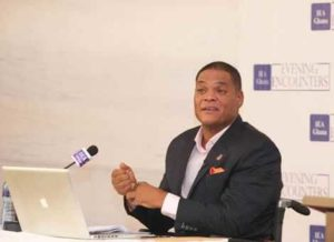 Sale of state assets causing Cedi fall – Ivor Greenstreet