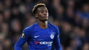 Ex-Chelsea boss Hoddle admits Bayern-target Hudson-Odoi needs to play regularly