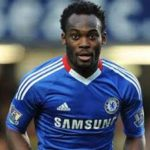 Michael Essien to play for Chelsea against Real Madrid in legends match on June 23