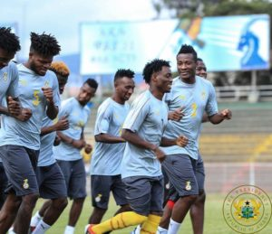 AFCON 2019 qualifier: Ghana open camp today ahead of Kenya showdown