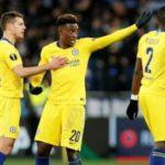 Uefa investigate racist chant towards Hudson-Odoi during Chelsea game