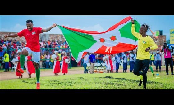 2019 AFCON: Burundi seal historic qualification