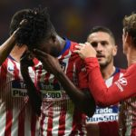 Thomas Partey's Atlético Madrid dumped out of Champion League by Juventus