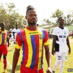 Hearts of Oak defender Benjamin Agyare set for injury return