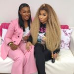 MAJOR: Ghanaian singer joins Nicki Minaj on her Europe Tour