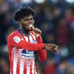 Partey scores stunner as Atlético Madrid trash Wakaso and Twumasi's Alaves