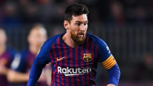 'Playing next to Lionel Messi is a spectacle'- Boateng awestruck by Barcelona maestro
