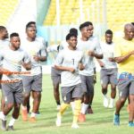 Black Stars to hold final training session today ahead of Kenya match