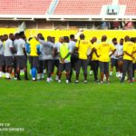 AFCON 2019 qualifier: Black Stars at full strength ahead of final training session