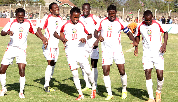 AFCON Qualifier: Harambee Stars begin training ahead of Ghana clash