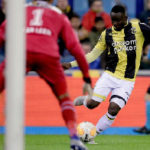 Vitesse Arnhem forward Dauda Mohammed suffers concussion in NAC Breda win
